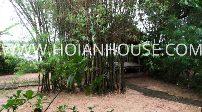 5 BRD HOUSE FOR RENT IN RIVER VIEW IN HOI AN 25