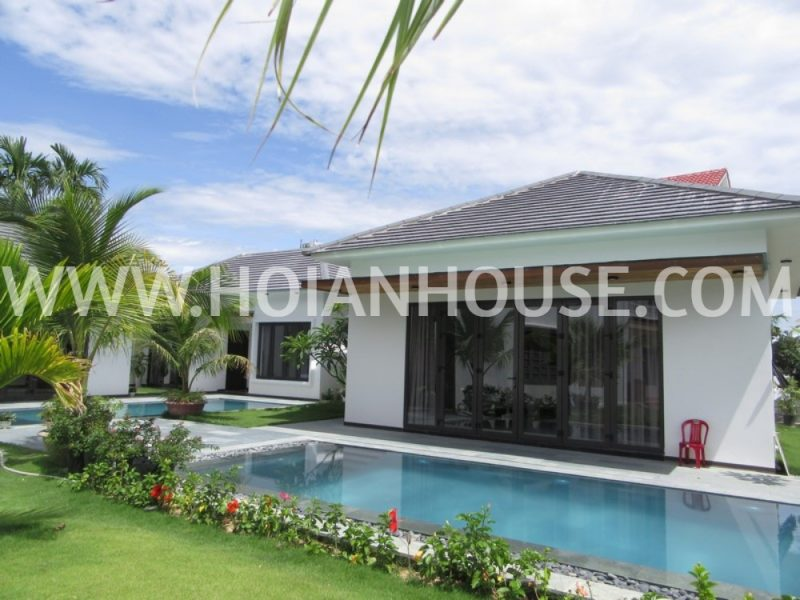 2 BEDROOM HOUSE WITH POOL FOR RENT IN HOI AN (#HAH08)