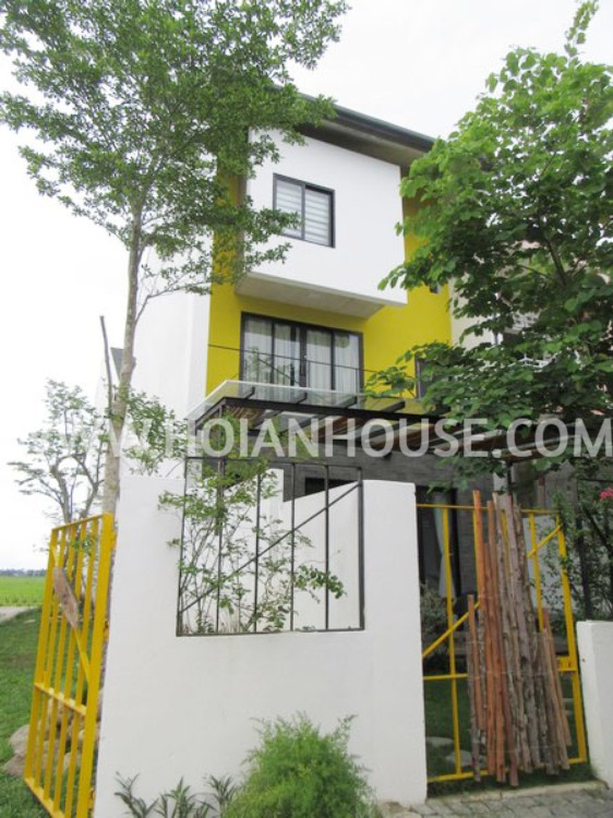 2 HOUSES IN ONE BLOCK WITH POOL FOR RENT IN HOI AN (#HAH16)
