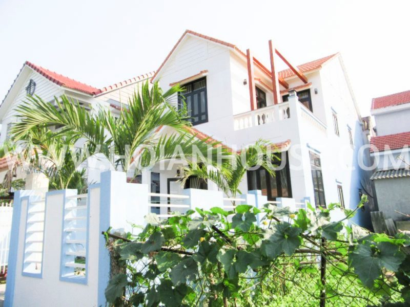 3 BEDROOM HOUSE FOR RENT IN HOI AN (#HAH30)