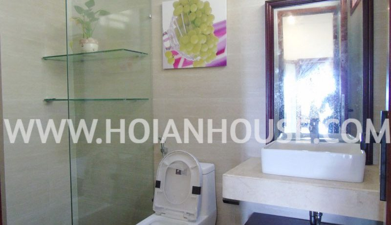1 BEDROOM APARTMENT FOR RENT IN TRA QUE, HOI AN.