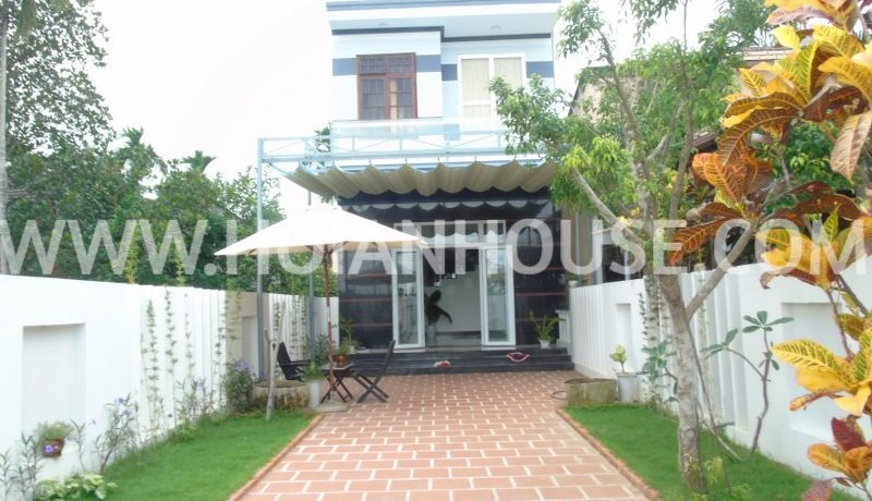 v2 BEDROOM HOUSE WITH THE RICE FIELD VIEW FOR RENT IN HOI AN