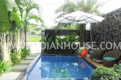 2 BEDROOM HOUSE WITH POOL FOR RENT IN AN BANG BEACH, HOI AN 1