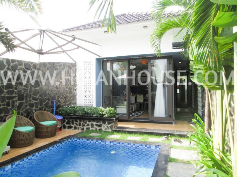 2 BEDROOM HOUSE WITH POOL FOR RENT IN AN BANG BEACH, HOI AN (#HAH41)