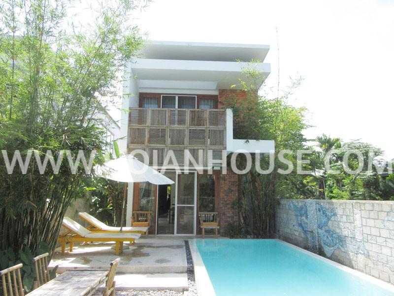 3 BEDROOM VILLA WITH POOL FOR RENT IN HOI AN (#HAH59)