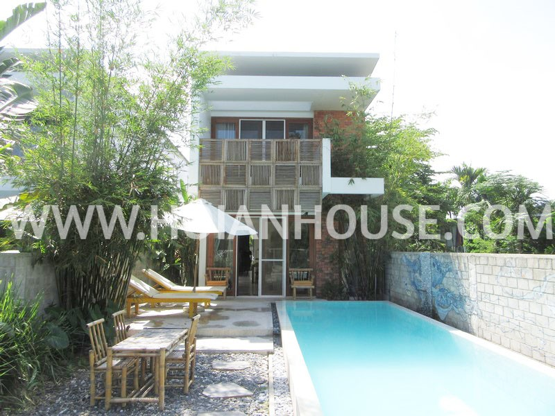 3 BEDROOM VILLA FOR RENT IN HOI AN (WITH SWIMMING POOL ) (#HAH59)