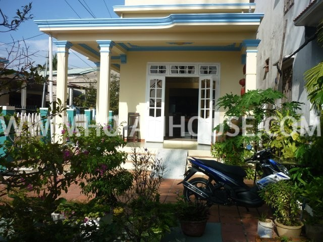 1(2) BEDROOM HOUSE FOR RENT IN HOI AN (#HAH79)