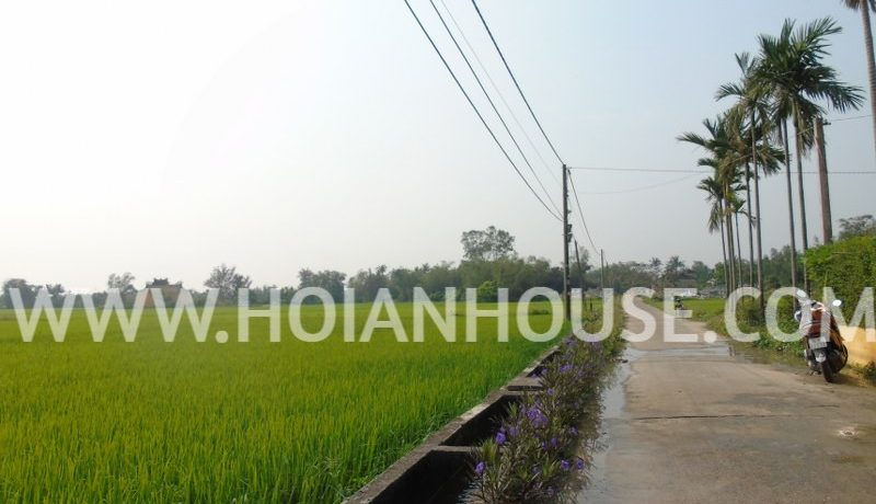 BEDROOM HOUSE FOR RENT IN CAM THANH, HOI AN.