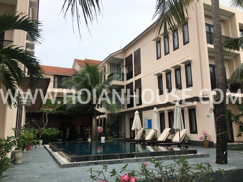 1 BEDROOM APARTMENT FOR SALE IN HOI AN (WITH POOL) (#HAS05)