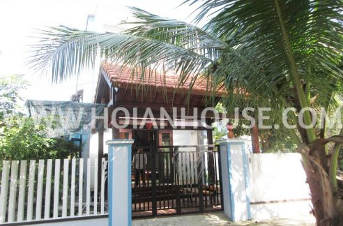 3 BEDROOM HOUSE FOR RENT IN CAM AN, HOI AN. (#HAH123)