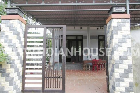 2 BEDROOM HOUSE FOR RENT IN CAM THANH, HOI AN. (#HAH121)