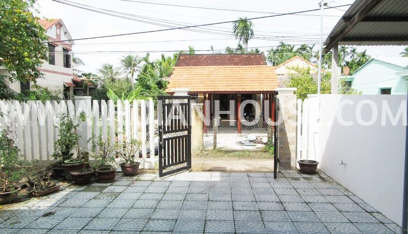 3 BEDROOM HOUSE FOR RENT IN CAM THANH, HOI AN. (#HAH116)_5