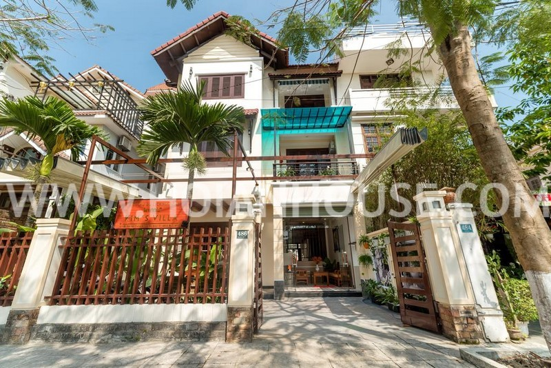 VILLA FOR RENT IN HOI AN (#HAH145)