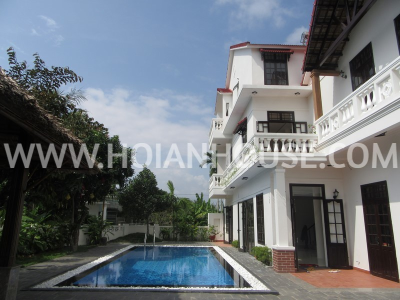 5 BEDROOM HOUSE FOR RENT IN HOI AN (WITH POOL) (#HAH140)