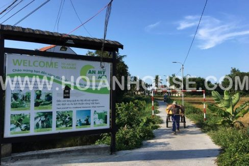 THE LAND FOR SALE IN HOI AN (#HAS09)