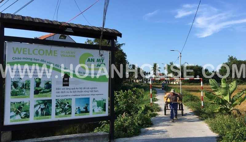 THE LAND FOR SALE IN HOI AN (#HAS09)_1