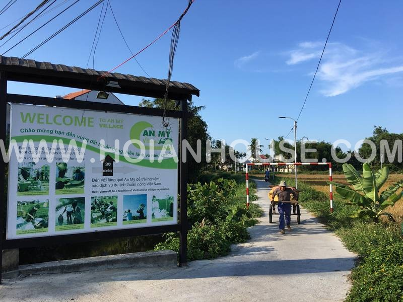 THE LAND FOR SALE IN HOI AN (#HAS08)