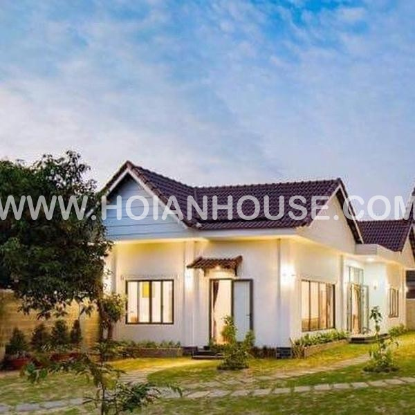 2 BEDROOM HOUSE FOR RENT IN HOI AN (HAH193)