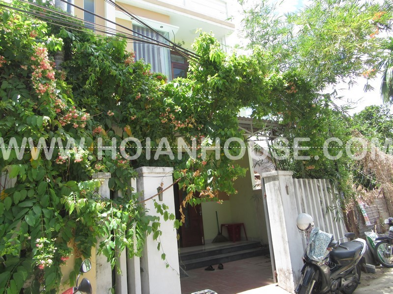 2 BEDROOMS HOUSE FOR RENT IN HOI AN (#HAH245)