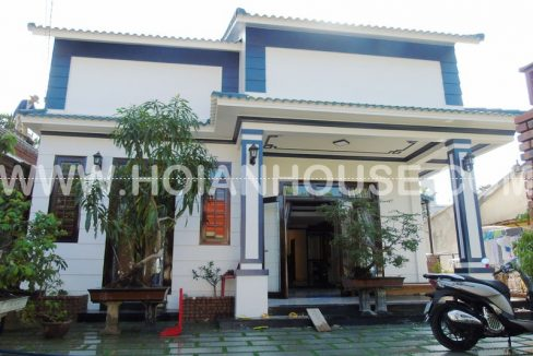 4 BEDROOM HOUSE FOR RENT IN HOI AN (HAH257)