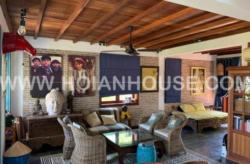 2 BEDROOM HOUSE FOR RENT IN HOI AN (WITH SWIMMING POOL) (#HAH267)