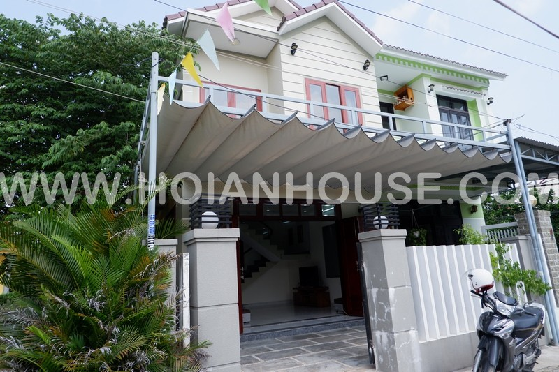 2 BEDROOM HOUSE FOR RENT IN HOI AN (#HAH278)