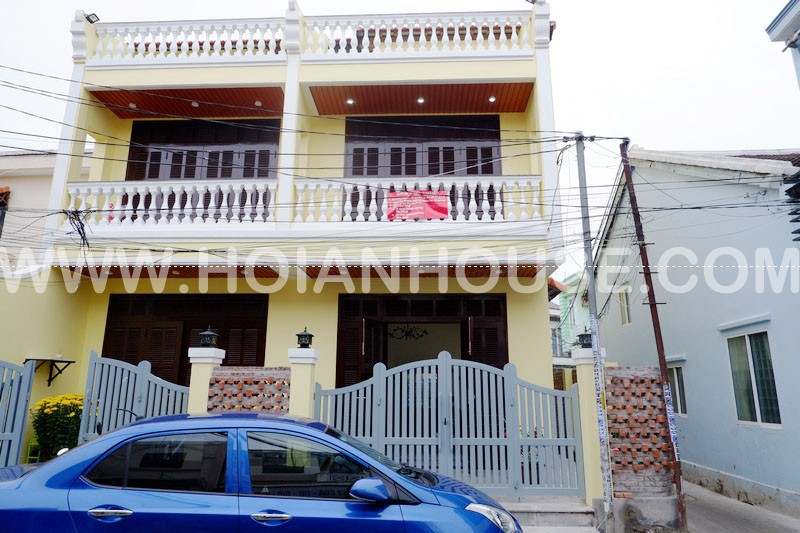 5 BEDROOM HOUSE FOR RENT IN HOI AN (#HAH303)