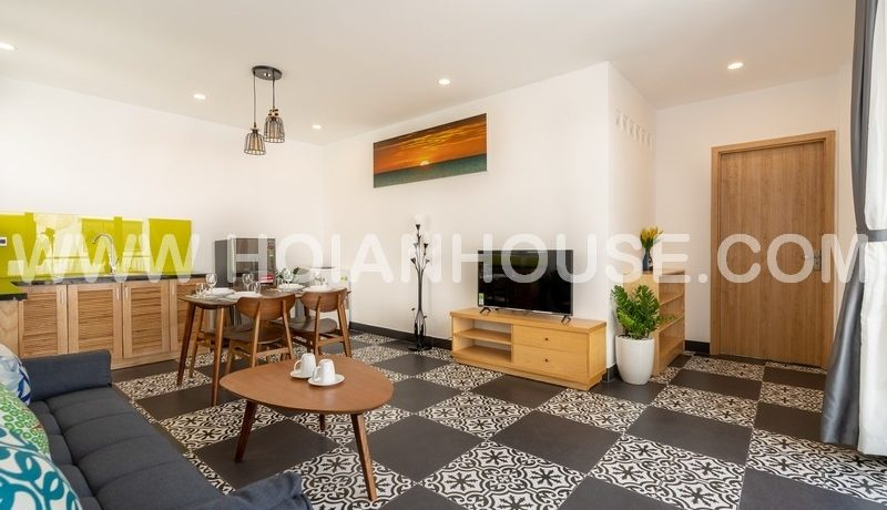 STUDIO FOR RENT IN HOI AN (WITH SWIMMING POOL) (#HAA323) 1