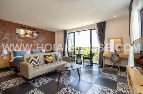 1 BEDROOM APARTMENT FOR RENT IN HOI AN (WITH SWIMMING POOL) (#HAA320)