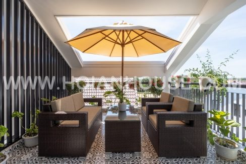 PENTHOUSE FOR RENT IN HOI AN (WITH SWIMMING POOL) (#HAA322) 16