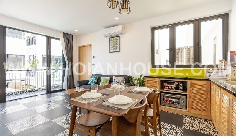 STUDIO FOR RENT IN HOI AN (WITH SWIMMING POOL) (#HAA323) 2