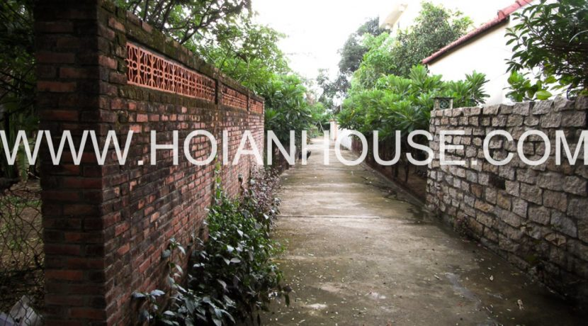 5 BRD HOUSE FOR RENT IN RIVER VIEW IN HOI AN 36