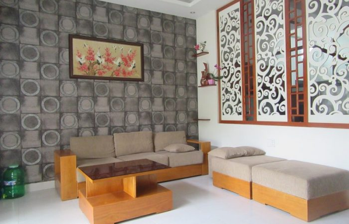 3 bedroom house for rent in Cam Chau
