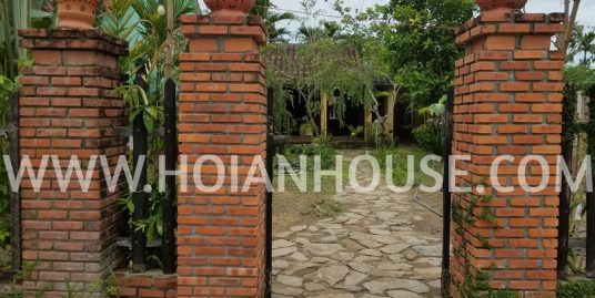 2 BEDROOM HOUSE FOR RENT IN HOI AN (#HAH11)