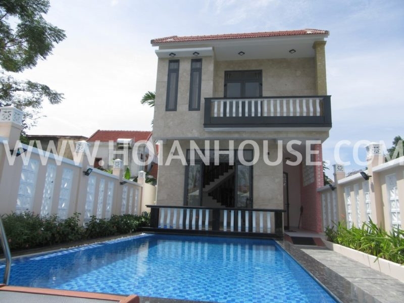 2 BEDROOM HOUSE  FOR RENT IN HOI AN (WITH SWIMMING POOL) (#HAH34)