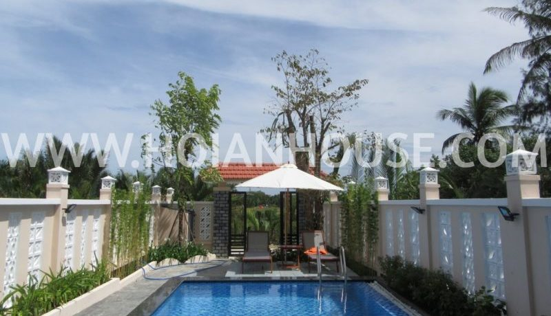 2 BEDROOM HOUSE WITH SWIMMING POOL FOR RENT IN HOI AN. 2