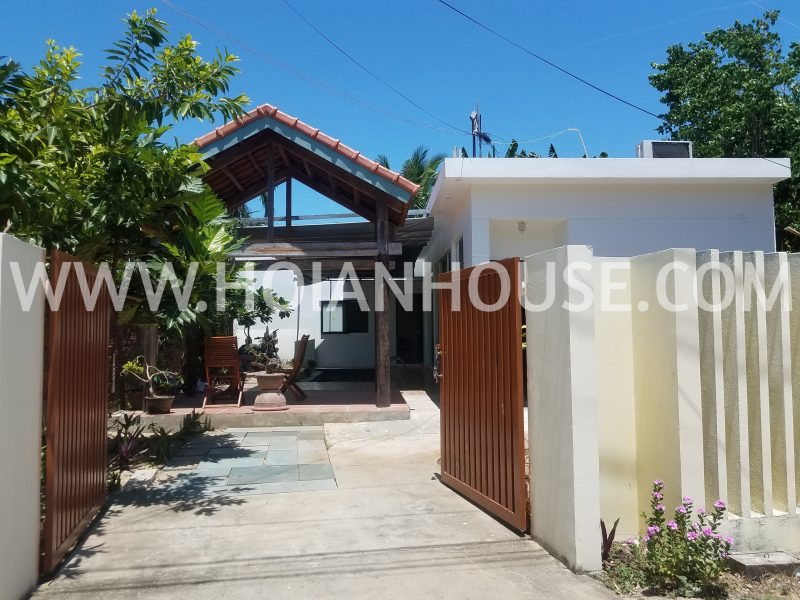 2 BEDROOM HOUSE FOR RENT IN HOI AN (#HAH46)