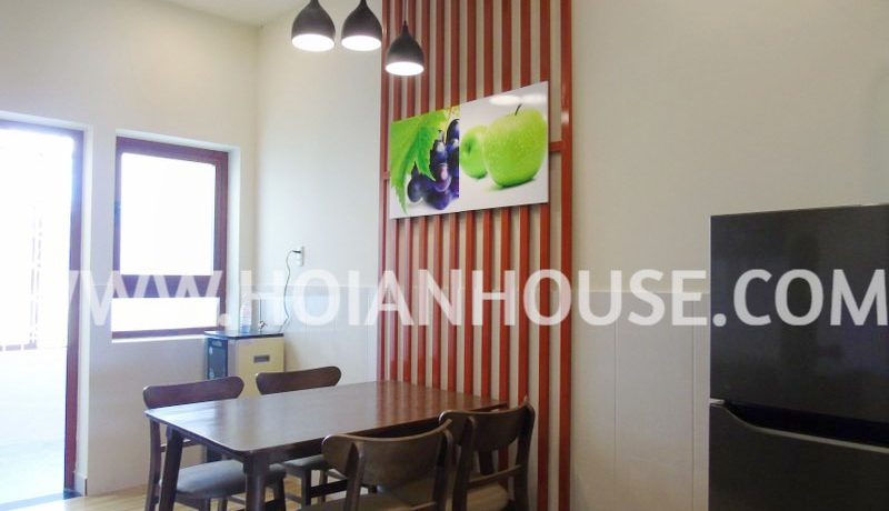 DS1 BEDROOM APARTMENT FOR RENT IN TRA QUE, HOI AN.