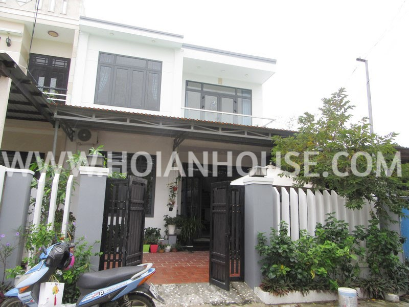3 BEDROOM HOUSE FOR RENT IN HOI AN (#HAH101)