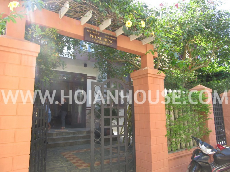 3 BEDROOM HOUSE FOR RENT IN HOI AN (#HAH124)