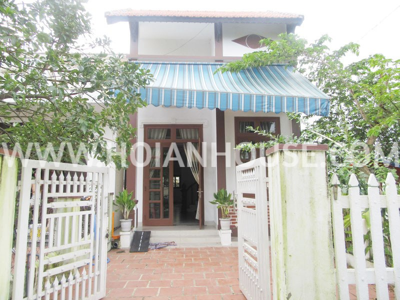 2 BEDROOM HOUSE FOR RENT IN HOI AN (#HAH137)