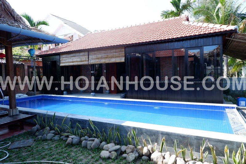 2 BEDROOM HOUSE FOR RENT IN HOI AN (#HAH141)