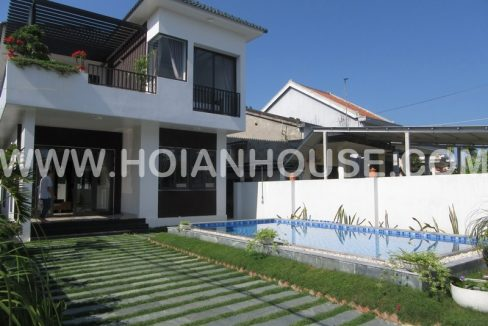 3 BEDROOM HOUSE FOR RENT IN HOI AN ( WITH SWIMMING POOL)  ( $1200) (#HAH186)