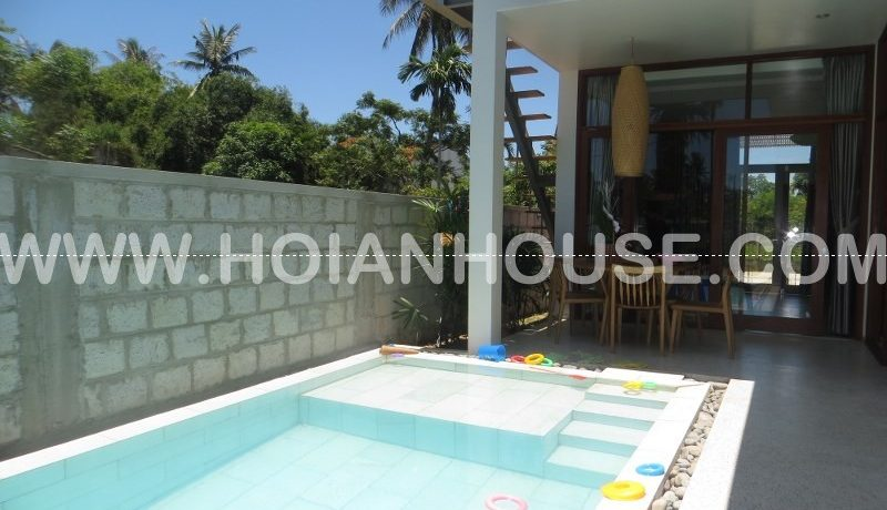 3 BEDROOM HOUSE FOR RENT IN HOI AN (WITH SWIMMING POOL) (#HAH229) 4