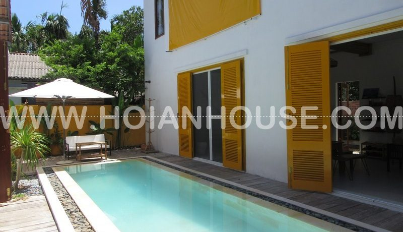 4 BEDROOM HOUSE FOR RENT IN HOI AN ( WITH POOL) (HAH226)_26