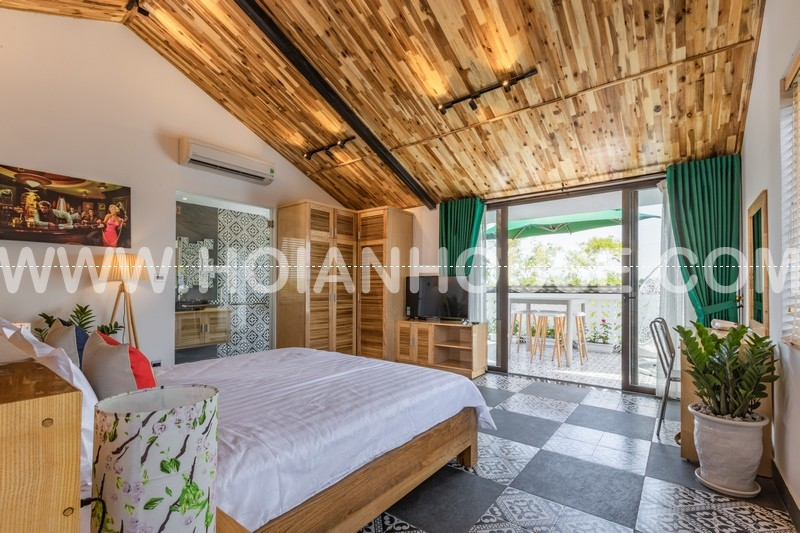 1 BEDROOM APARTMENT FOR RENT IN HOI AN (#HAA249)