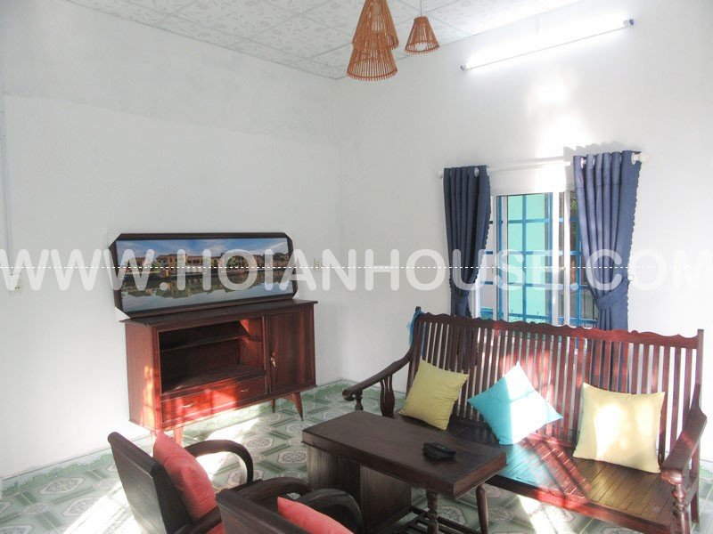 1 BEDROOM HOUSE FOR RENT IN HOI AN (#HAH246)