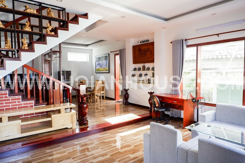 2BEDROOM HOUSE FOR RENT IN HOI AN (WITH SWIMMING POOL) (#HAH336)