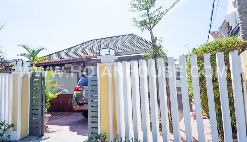 2 BEDROOM HOUSE FOR RENT IN HOI AN (WITH SWIMMING POOL) (#HAH349) 1