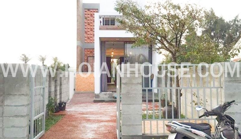 2 BEDROOMHOUSEFOR RENT IN HOI AN (WITH RIVER VIEW) (#HAH357)_1